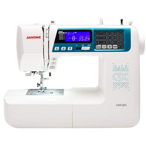 Janome 4300 QDC