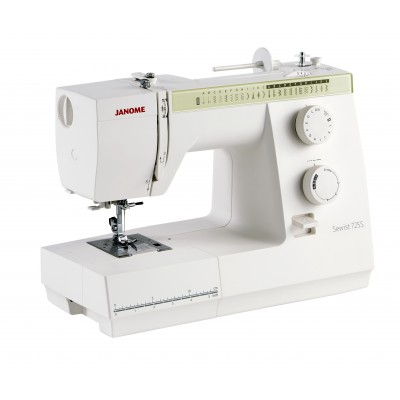 Janome 725S Sewing Machine - Buy Online - D C Nutt Sewing ...