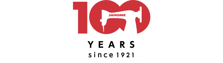 janome 100 years