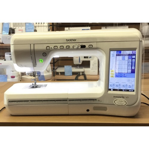 Used Brother Innov-is V5 Sewing and Embroidery Machine