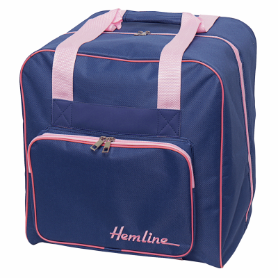 Hemline Overlock Bag