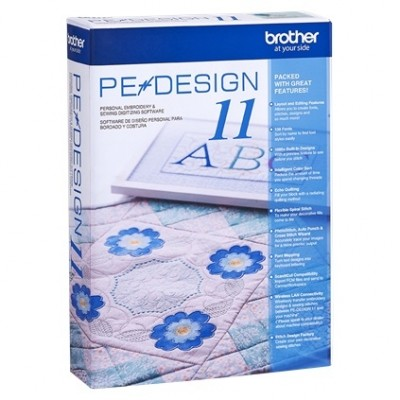 Brother PE-Design 11 Software