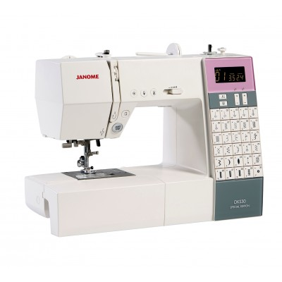 Janome DKS30 SE Sewing Machine