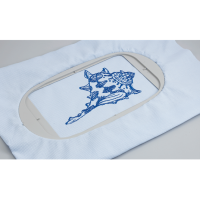 Brother V3 Extra-Large 26 x 16cm embroidery frame EF81 (10 1/4 x 6 1/4 inch)