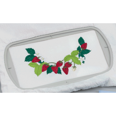 Brother M280D EF71 Large Embroidery frame 17 x 10cm (6 3/4 x 4 inch)