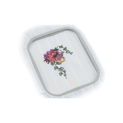 Brother M280D EF62 Embroidery frame 10 x 10cm (4 x 4 inch)