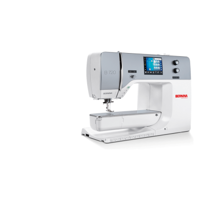 Bernina 720 Sewing And Embroidery Machine