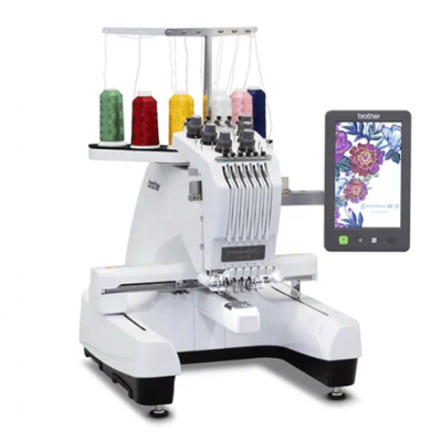 Brother PR680W 6-Needle embroidery machine
