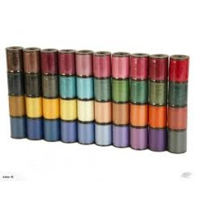 Brother Embroidery Threads - Country Yarn (Choose from 49 different colours here)
