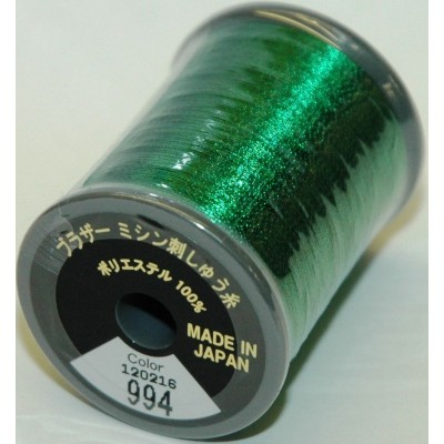 Embroidery Threads - Metallic choose from 10 colours here