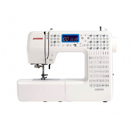 Janome GD8100 Sewing Machines