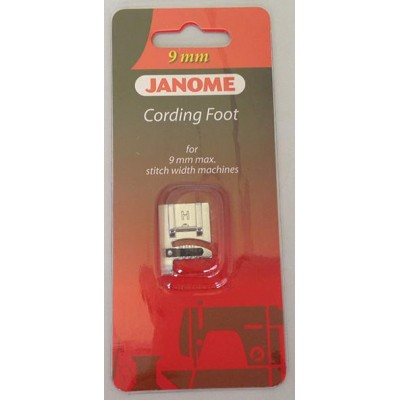 Janome 3-Way Cording Foot - Category D
