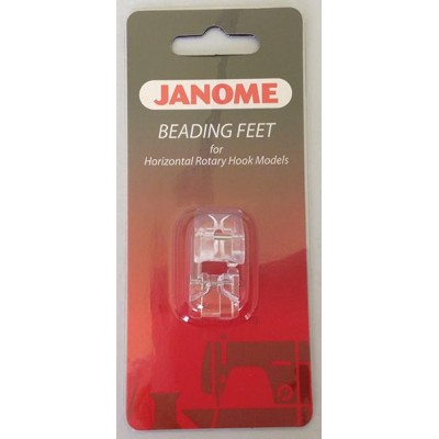 Janome Beading Foot (Set of 2) - Category B/C
