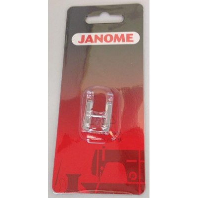 Janome Custom Crafted Zig-Zag Foot (Open Toe) - Category D