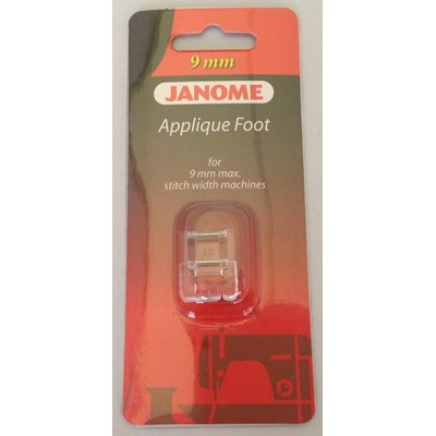 Janome Applique Foot - Category D*