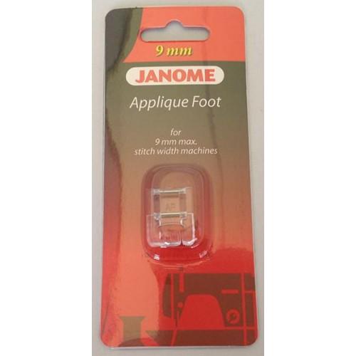 Janome Applique Foot - Category D*
