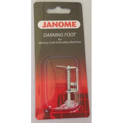 Janome Embroidery/Darning Foot (for Memory craft Embroidery Machines)