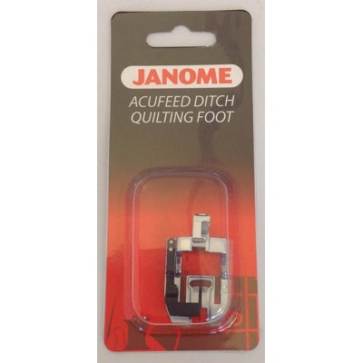 Janome AcuFeed Ditch Quilting Foot - MC7700QCP & 6600P ONLY