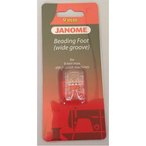 Janome Beading Foot (Wide) - Category D