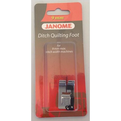 Janome Ditch Quilting Foot - Category D