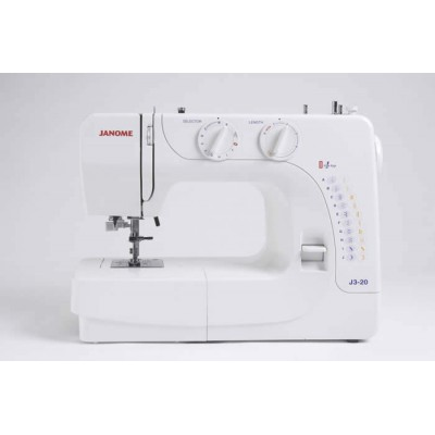 Janome J3 20 Sewing Machine