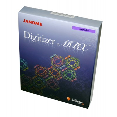JANOME DIGITISER MBX