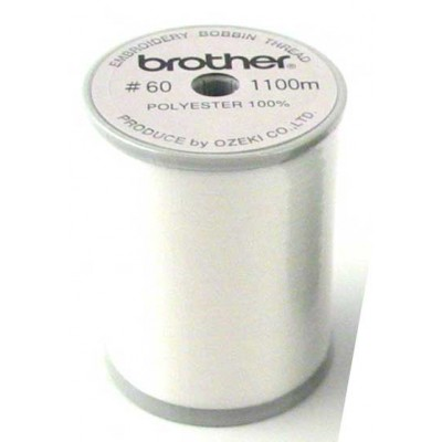 Brother Bobbin Thread White
