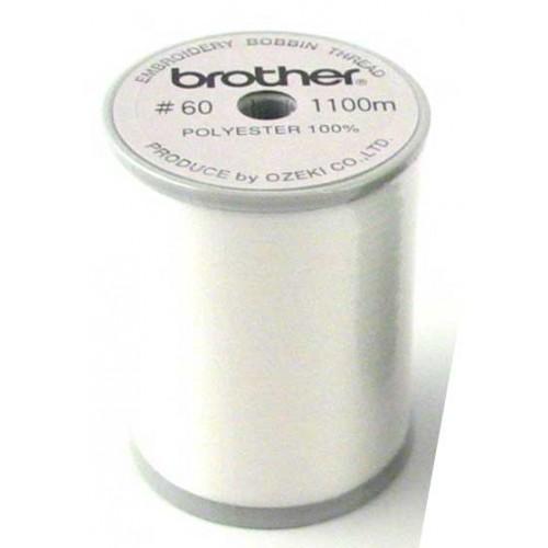 Brother Bobbin Thread White