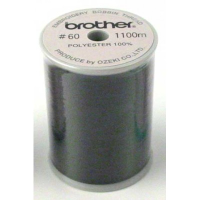 Brother Bobbin Thread Black 1100m