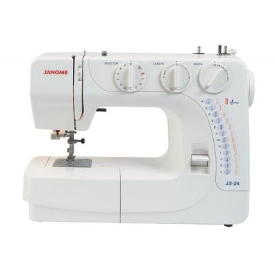 JANOME J3 24 sewing machine