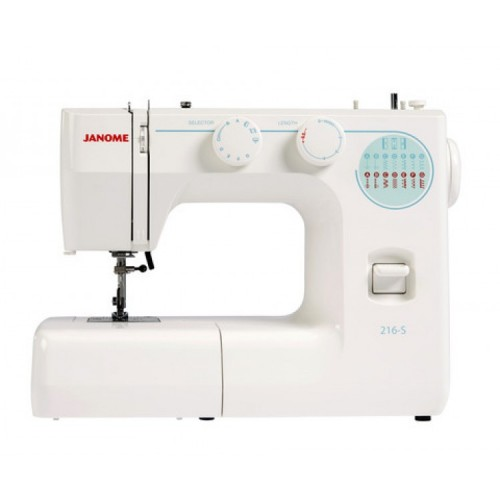 JANOME 217 S SEWING MACHINE