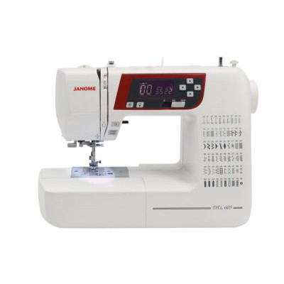 Janome DXL 603 Sewing Machine