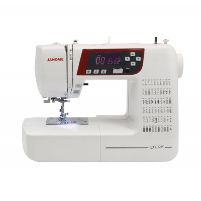 Janome QXL 605 Sewing Machine