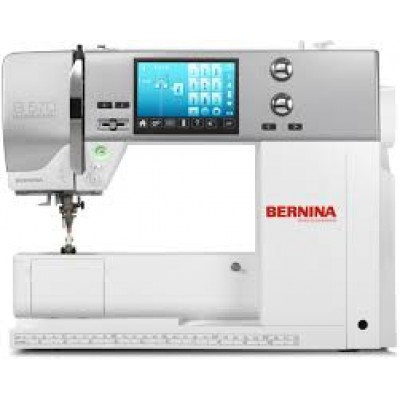 Bernina 570 QE Sewing Machine