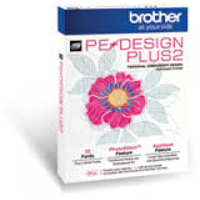 Brother P E Design Plus 2