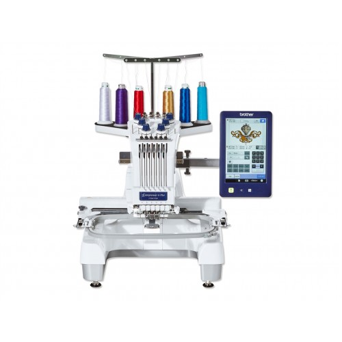 Brother PR670E  Demonstration Embroidery Machine