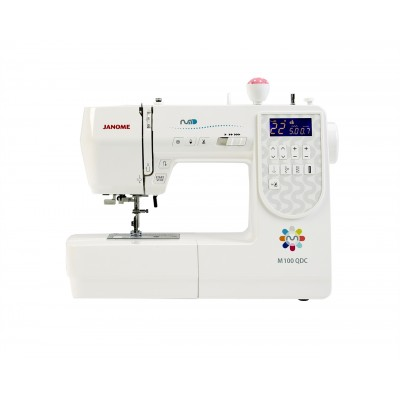 Janome M100QDC Sewing Machine